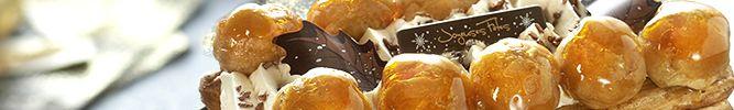 Bûches et desserts de Noël