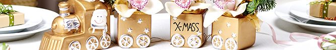 Cadeaux et décos de table