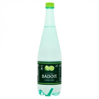Boisson citron vert Badoit