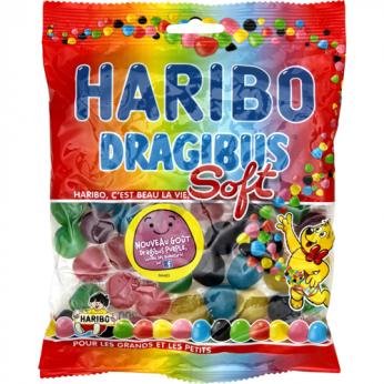 Bonbons Dragibus Soft Haribo
