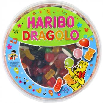 Bonbons Dragolo Haribo