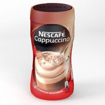 Café soluble Cappuccino Nescafé