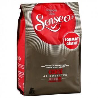 48 capsules de café Corsé Senseo