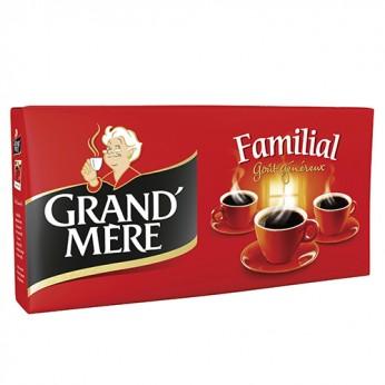 Café moulu Familial Grand'Mère