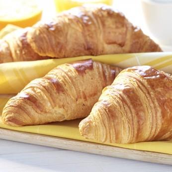 2 croissants bio