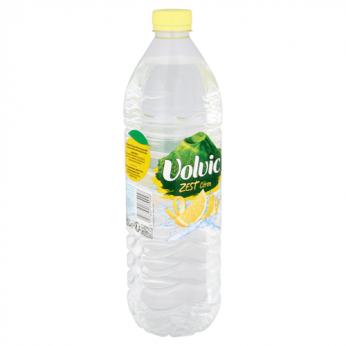 Eau aromatisée au citron Volvic