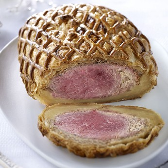 Filet de Bœuf Wellington en croûte