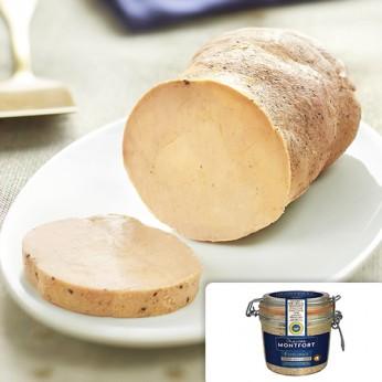 Foie gras de canard entier du Sud-Ouest cuit Excellence en bocal