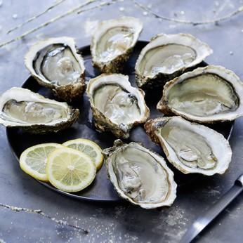 2 douzaines d'huîtres de Bouzigue  - BIO