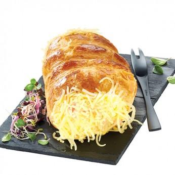 Le roulé jambon fromage