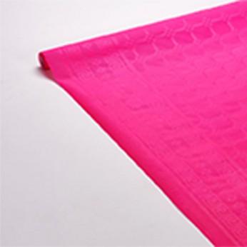 Nappe en papier fushia 7x1,18m