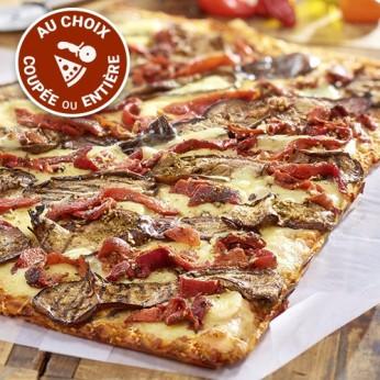 Pizza aux légumes du soleil