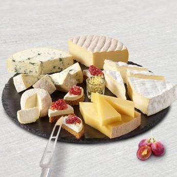 Plateau des amateurs classique - 5 fromages