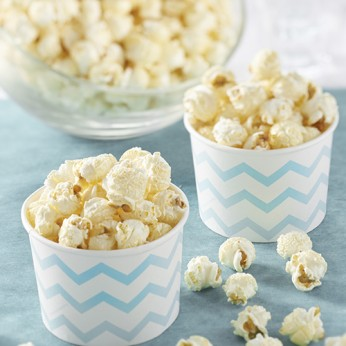 Seau de pop corn sucré