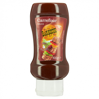 Sauce barbecue Carrefour