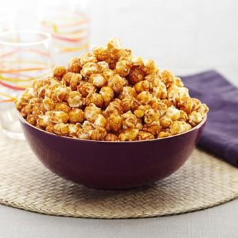 Seau de pop corn caramélisé