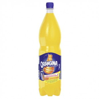 Soda à l'orange Orangina