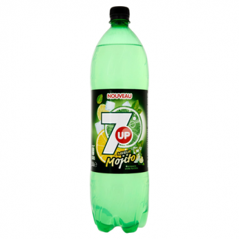 Soda Mojito Seven Up