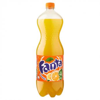 Soda orange Fanta