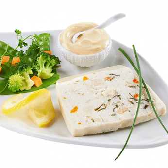 Terrine de saint jacques