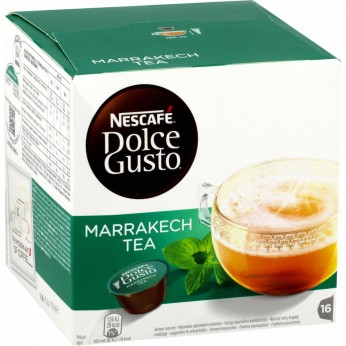 Thé capsules Dolce Gusto