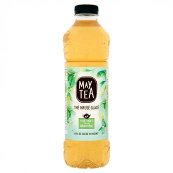 Thé glacé thé vert et menthe May Tea