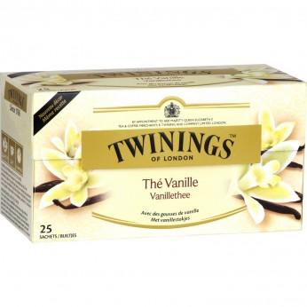 Thé vanille Twinings