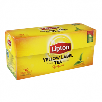 Thé Yellow Label Lipton