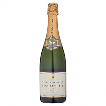 Vin pétillant Saumur brut Plaisirs de Loire