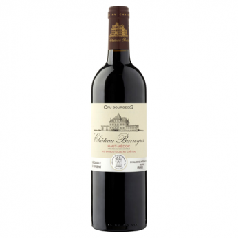 Vin rouge Haut-Médoc 2013 Château Barreyres