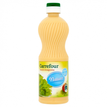 Vinaigrette nature Carrefour