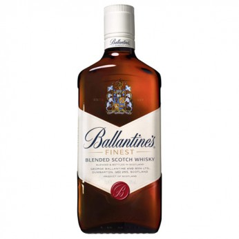 Whisky Finest Blended Scotch whisky Ballantine's