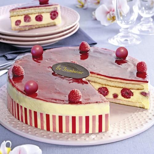 framboisier - 10/12 parts - gâteaux - gâteaux & desserts