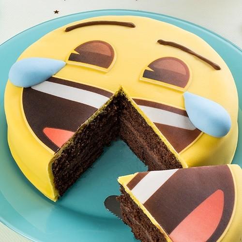 """gâteau emoji """"eclats de rire"""" - gâteaux enfants - gâteaux"""