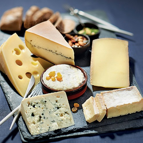 Bien-aimé Plateau du fromager - 4 fromages - Les plateaux de fromages - Les  CY47