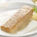 Saumon sauce beurre blanc et chablis