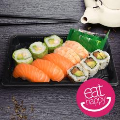 Assortiment mixte tout saumon - 11 pièces