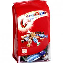 Bonbons chocolat au lait fourrés Célébrations