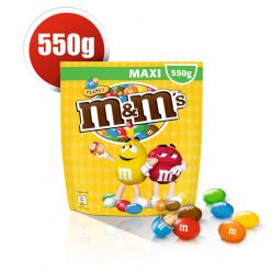 Bonbons chocolat et cacahuète M&M's