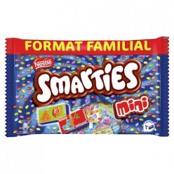Bonbons chocolat lait Smarties