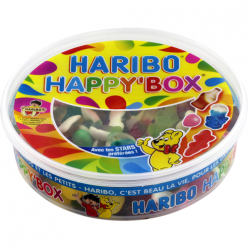 Bonbons Happy' box Haribo
