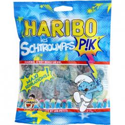 Bonbons Les Schtroumpfs Pik Haribo