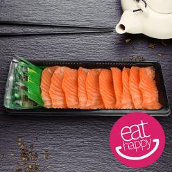 Sashimis au saumon
