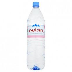 Eau minérale naturelle Evian