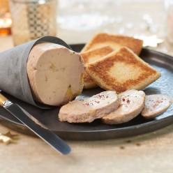 Foie gras de canard entier du Sud Ouest cuit au torchon
