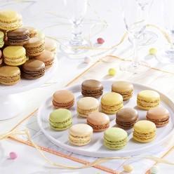 72 Macarons