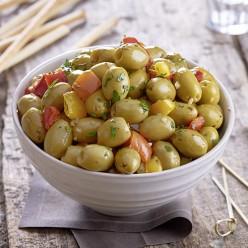 Olives à la méditerranenne