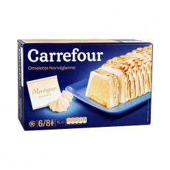 Omelette Norvégienne Carrefour - 6/8 parts