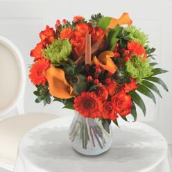 Bouquet Papaye