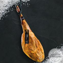 Piece entière jambon bellota pata negra  36 mois d'affinage